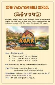 2019 VBS Poster